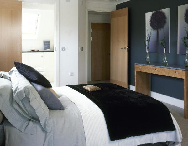 расположение мебели в маленькой спальни