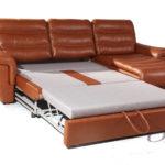 раздвижной диван-кровать с матрасом