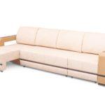 светлый диван