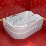 ванна джакузи