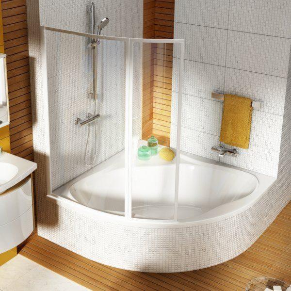 ванна со шторкой