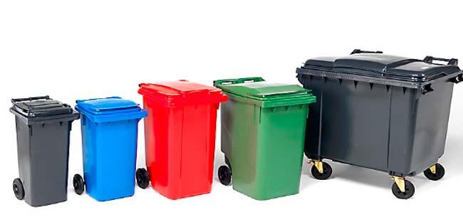 Какие есть баки для мусора