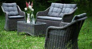Особенности и свойства мебели из искусственного ротанга
