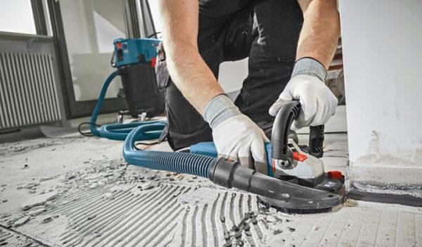 4 ошибки при работе с шлифовальной машиной по бетону