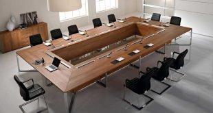 Выбор мебели для переговорных комнат