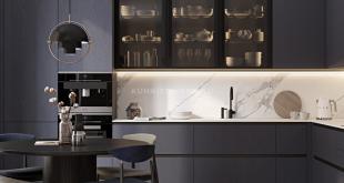Как выбрать стиль угловой кухни, ее плюсы и минусы