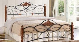 Плюсы и минусы металлических кроватей