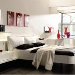 больше места в спальне после ремонта