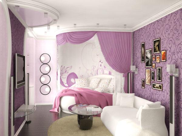 фото мебели в детской спальне