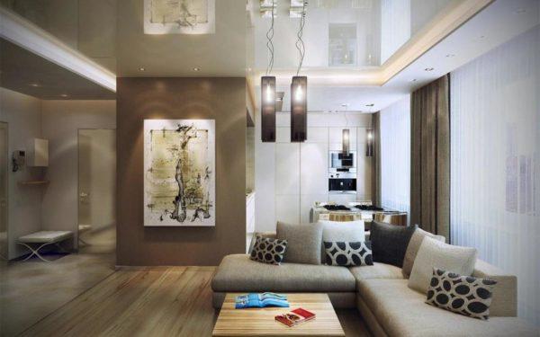 дизайн интерьера и квартиры