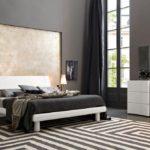 дизайн интерьера стиля модерн в спальне