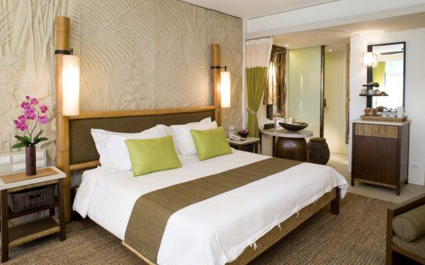 фото дизайна обоев для спальни