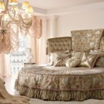 современная классическая спальня