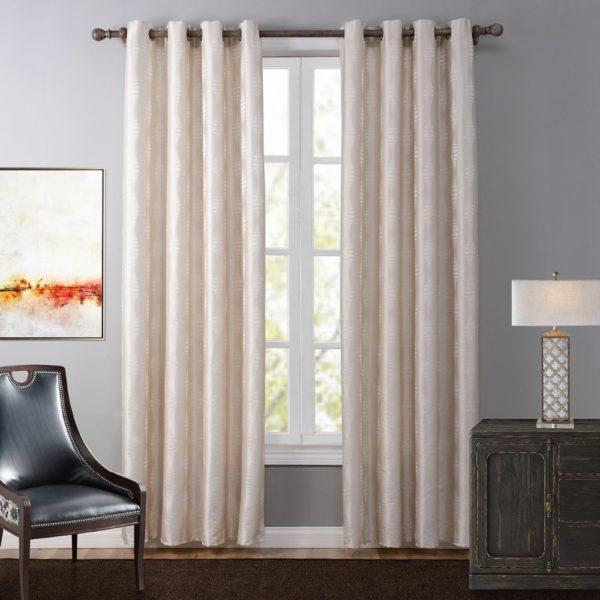 фото штор для спальни из полиэстера