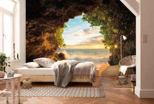 фотообои на стену в спальне