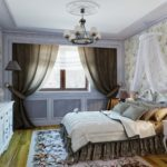 грамотное расположение предметов в спальне