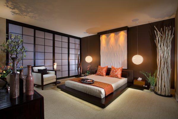 фото. индивидуальный дизайн спальни
