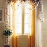 легкие шторы для дома