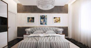 люстра в спальню шаровидной формы