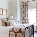 оригинальные шторы в спальню