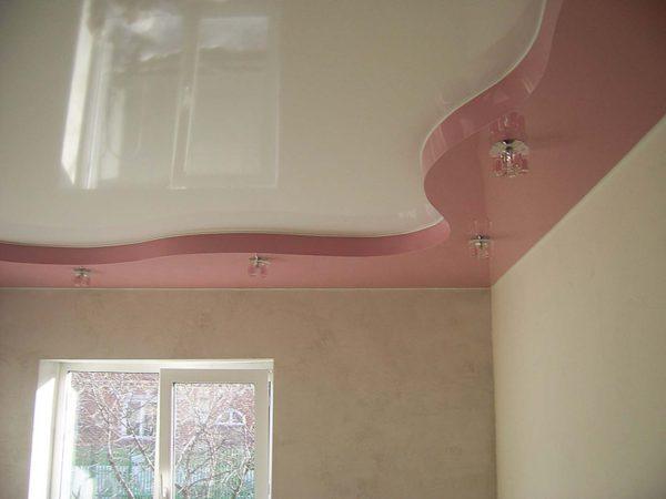 натяжные потолки для помещений дома