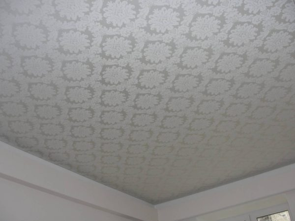 натяжные потолки из тканевых полотен