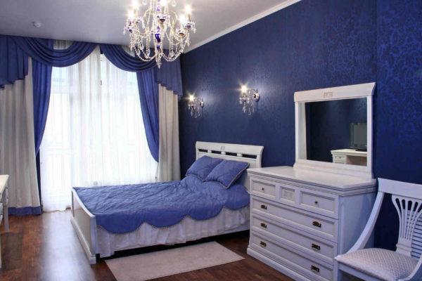 фото небольшой спальни после ремонта