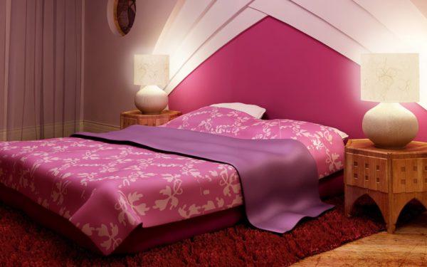 новинки дизайна обоев для спальни