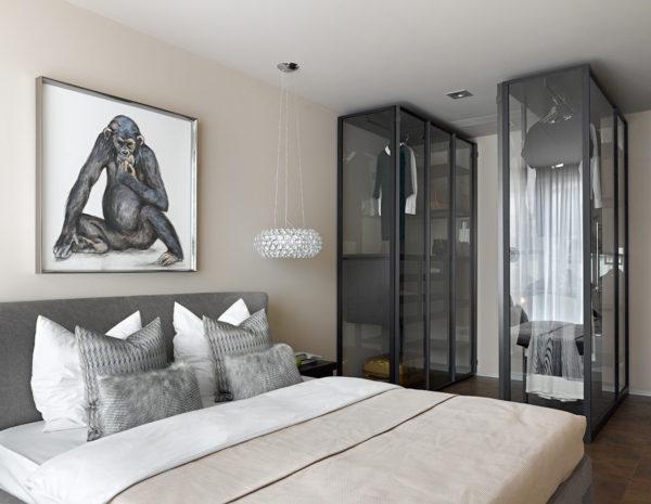 новые идеи для гардеробной в спальне