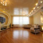 фото оформления помещения жилой комнаты