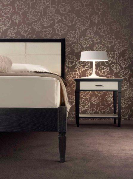 оригинальная красивая прикроватная тумба в спальню