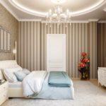 пример интерьера спальни