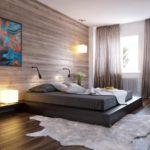 простой ремонт спальни