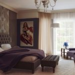 расстановка мебели после ремонта в спальне