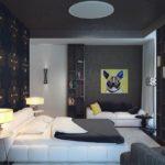 ремонт компактной спальни