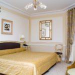 ремонт небольшой спальни