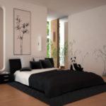 ремонт спальни декор