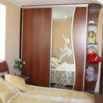 шкаф-купе в детскую спальню