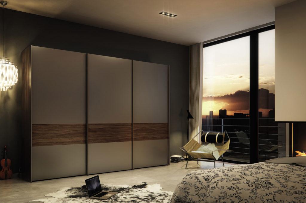 Шкафы купе в современном интерьере фото
