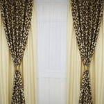 шторы с интересным узором