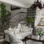 скандинавский стиль в дизайне комнаты