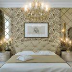 классическая мебель в спальне