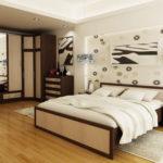 спальный гарнитур стиль модерн