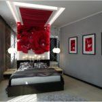 свечи в интерьере спальни