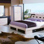 вариант спальни в стиле модерн