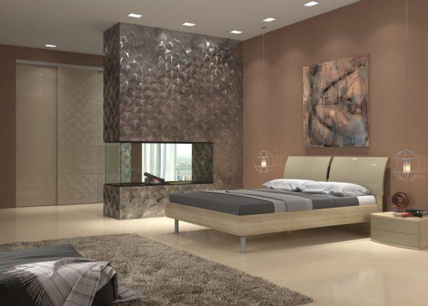 фото мебели в дизайне светлой спальни