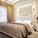 оформление мебели для спальни