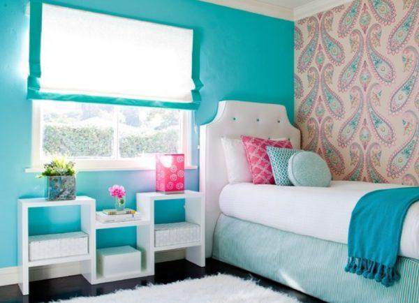 современный дизайн детской спальни