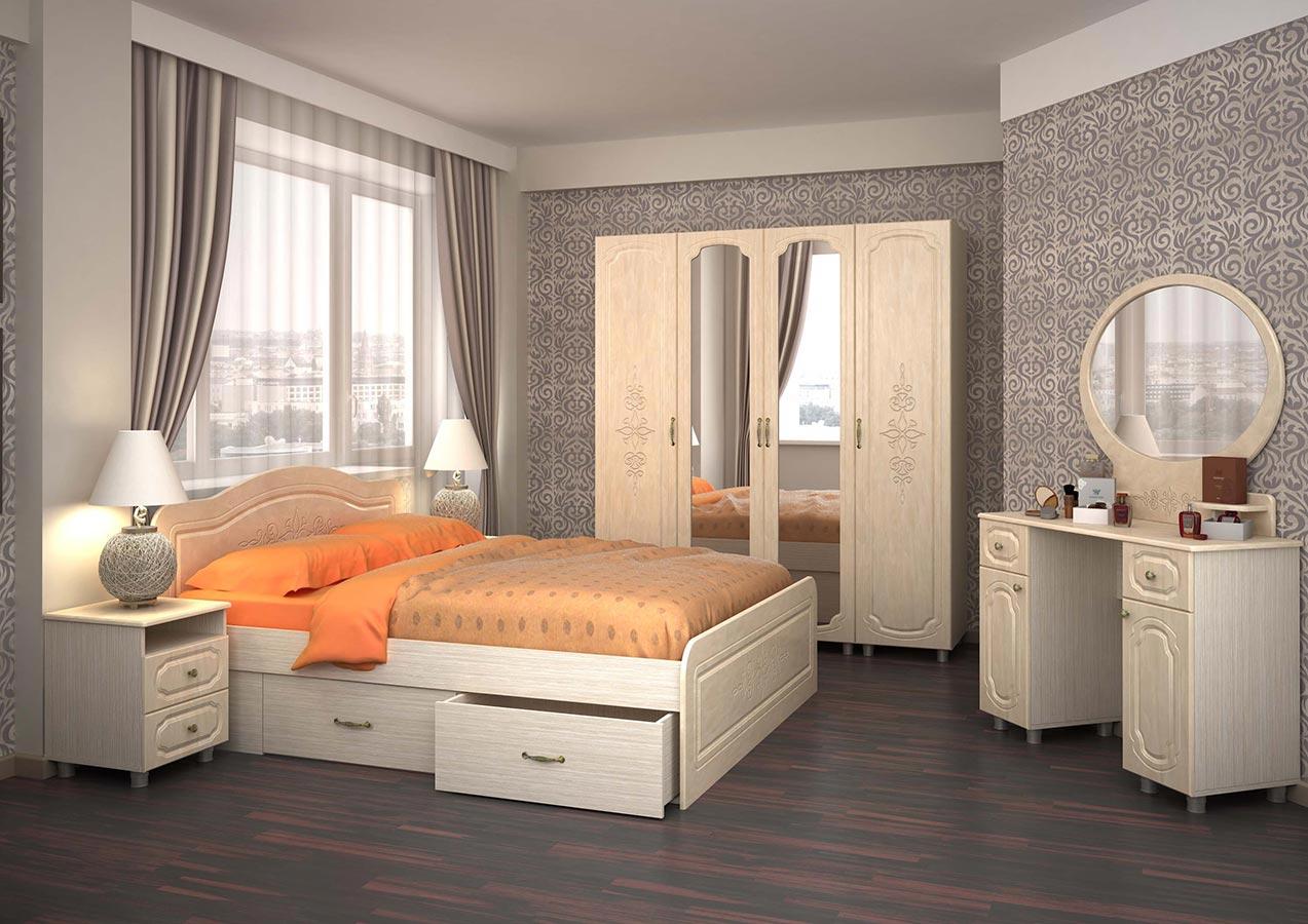 Какая мебель для спальни может подойти вам - варианты и сове.