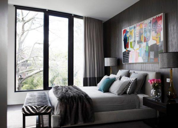 оригинальные красивые картины для спальни
